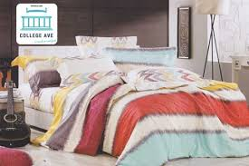 dorm comforter sets twin xl ink ivy sutton xl set free shipping 7