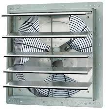 commercial sidewall exhaust fan iliving ilg8sf18s 3852 cfm 7 28 sone commercial grade shutter mount