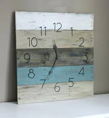 reclaimed wood wall large wall clock reclaimed wood wall clock uk reclaimed wood wall clock