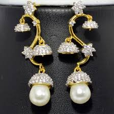 ear ring photo a d designer earring manufacturer in west bengal india by indian