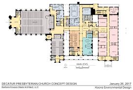 decatur presbyterian church construction progress september 26