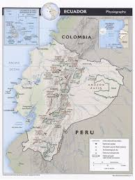 Image Maps Ecuador Maps Perry Castañeda Map Collection Ut Library Online