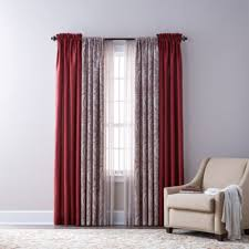 Interlined Curtains For Sale Royal Velvet Plaza Thermal Interlined Rod Pocket Curtain Panel