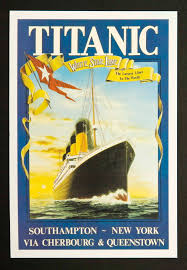 r m s titanic image fridge magnets