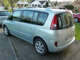 renault espace 2 2 dci initial fred boxall cars