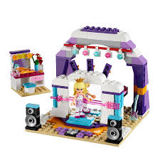 lego friends rehearsal stage lego friends coloring pages with