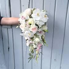 white bouquet bridal bridesmaids bouquets floral