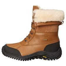 s adirondack ugg boots otter ugg s adirondack boots ii mount mercy