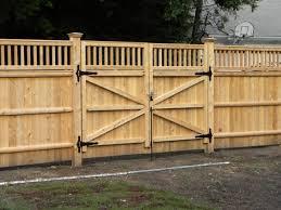 Backyard Gate Ideas Wood Fence Gate Designs Fence Ideas