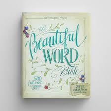 niv beautiful word bible dayspring