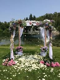 wedding arches toronto 54 best rustic chuppahs and arches by www chuppah ca images on