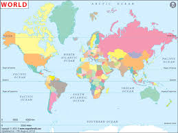 world map political with country names free free world map with country names printable