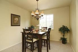 Wicker Dining Room Chairs Indoor Dining Room Simple Dining Room Design With Rectangular Dark Brown