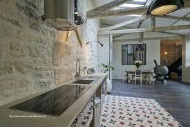 carrelage cuisine sol carrelage cuisine et tapis bleu leroy merlin frais carreau ciment