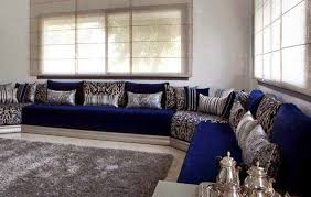 canapé salon marocain canapé fauteuil design de salon marocain déco salon marocain