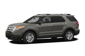 Ford Explorer Ecoboost - 2012 ford explorer xlt 4dr front wheel drive specs and prices