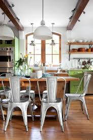 Tolix Dining Chairs Vignette Design I Ve Never Met A Tolix Chair That I Didn T Like
