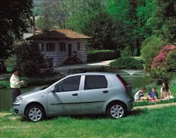 fiat punto 5 doors specs 2003 2004 2005 autoevolution