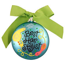best hair stylist ornament ornaments