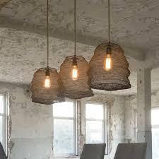 Esszimmerlampe Verstellbar Pendelleuchte Mit Korb Schirmen Metall Jetzt Bestellen Unter