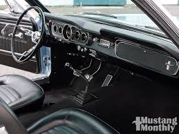 Black 65 Mustang 1965 Ford Mustang Interior Car Autos Gallery