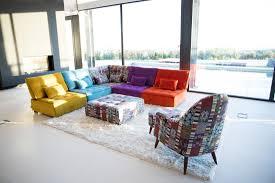 72 Leather Sofa Furniture Wonderful Mah Jong Sofa For Your Modern Living Room