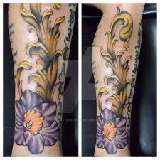 filigree tattoo by theartistkevin on deviantart
