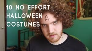 beard halloween costumes 10 no effort halloween costumes youtube