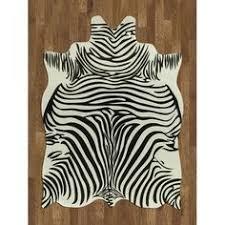 Zebra Outdoor Rug Trans Ocean Terrace Zebra Brown Indoor Outdoor Rug 1712 19