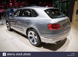 bentley suv 2018 bentley bentayga stock photos u0026 bentley bentayga stock images alamy