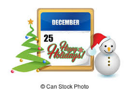 stock photography of 25th december calendar date of 25 december