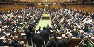 chambre des communes au royaume uni le parlement vote sur le mariage homosexuel