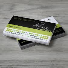 standard business card printing custom options uprinting