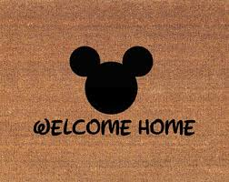 Mickey Mouse Rugs Carpets Mickey Mouse Rug Etsy