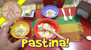 miniature italian pastina with butter u0026 cheese cooking in a toy