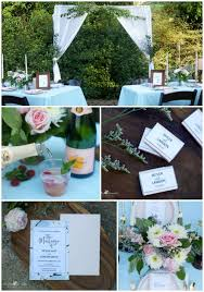 Planning A Backyard Wedding Checklist by How To Plan A Wedding Under 5 000 Parties For Pennies