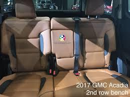 the car seat lady u2013 gmc acadia