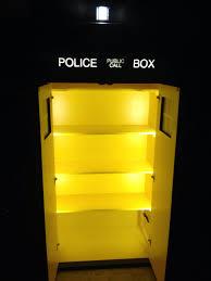 Dr Who Tardis Bookshelf Glass Bookcase Bookcases Hoctropro Fascinating Shelves Photo Ideas