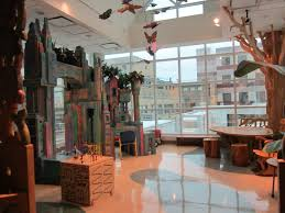 Treehouse Cleveland - playrooms and facilities the metrohealth system