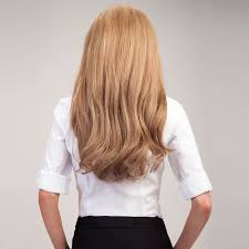 4 Piece Clip In Hair Extensions by 160g 50cm Sandy Blonde Clip In Extensions