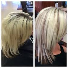 lowlights in bleach blonde hair photos adding lowlights to bleached hair women black hairstyle