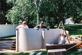 How To Build A Backyard Pool by Above Ground Pool Faq Pool Works Inc De Pere Wi 800 638 8822