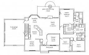 ranch floor plan floor ranch house floor plans