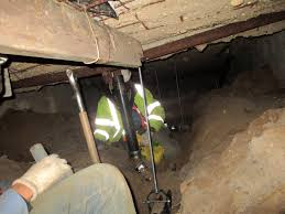 belly in sewer line causes and proper sewer repair cures