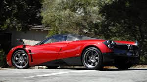 pagani huayra wallpaper download wallpaper 3840x2160 pagani huayra supercar red side