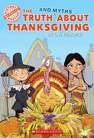 thanksgiving real history of theirst thanksgiving in