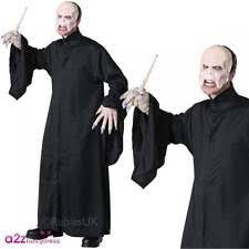 Lord Voldemort Halloween Costume Mens Voldemort Fancy Dress Wizard Costume Harry Potter Dark