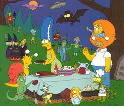 Simpsons Treehouse Of Horror All Episodes - best 25 simpsons halloween ideas on pinterest what is halloween