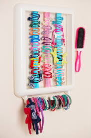hair accessories organizer hair accessory organiser a gift for