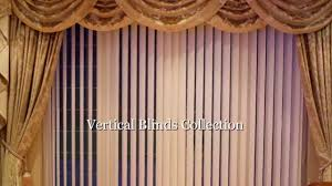 vertical blinds collection display youtube